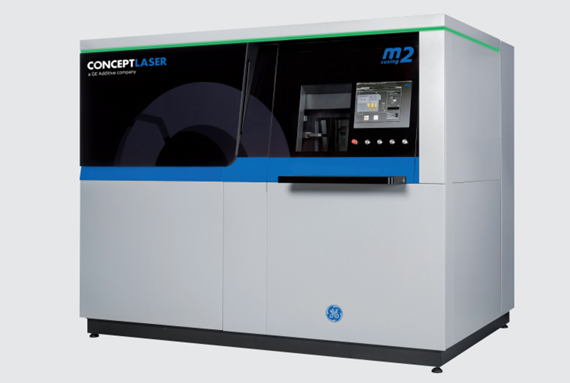 M2 cusing single / double laser processing