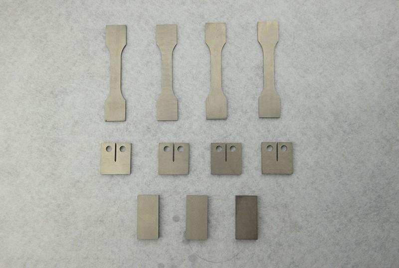 Titanium based amorphous alloy